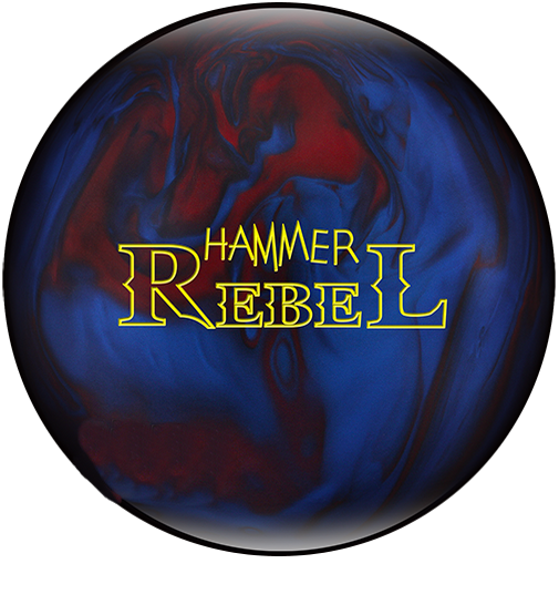 HAMMER REBEL RED/ BLUE