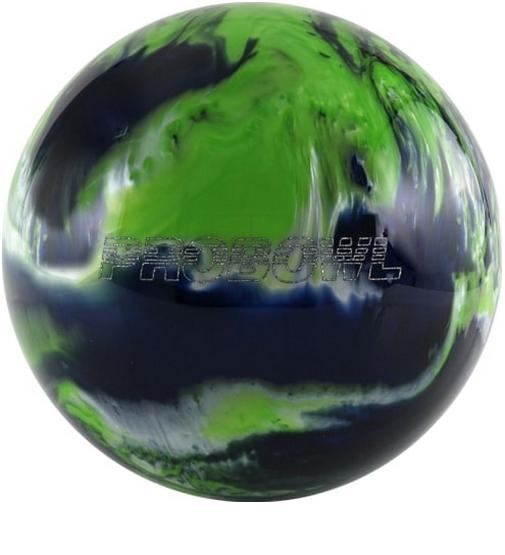 PB BALL GREEN/ BLACK/ SILVER